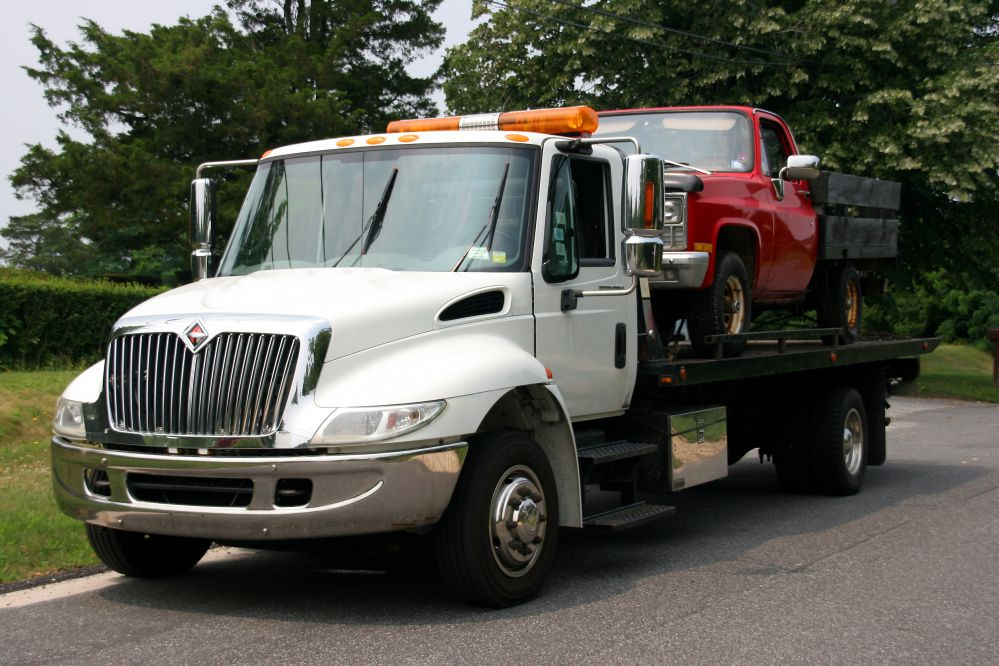 Vehicle Tow Services In The Charlotte NC Areas
